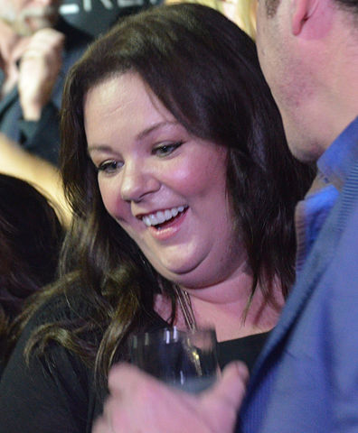 {{Information |Description ={{en|1=Melissa McCarthy at the Audi and Derek Lam Kick Off Emmy Week Celebration 2012.}} |Source =http://www.flickr.com/photos/minglemediatv/7996875793/ |Author =http://www.flickr.com/people/47170787@N05 |...